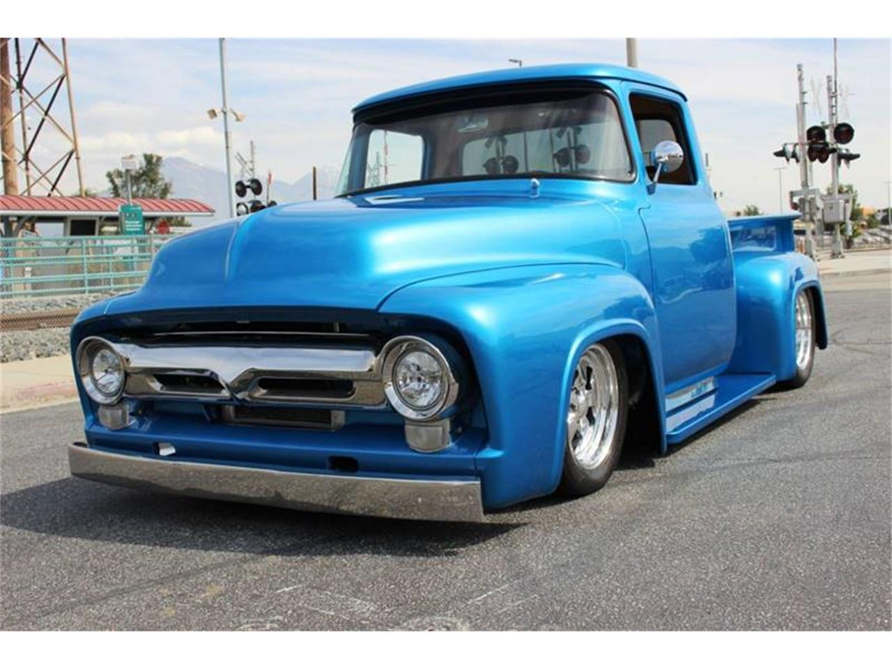 Large Picture of '56 F100 - PT8R
