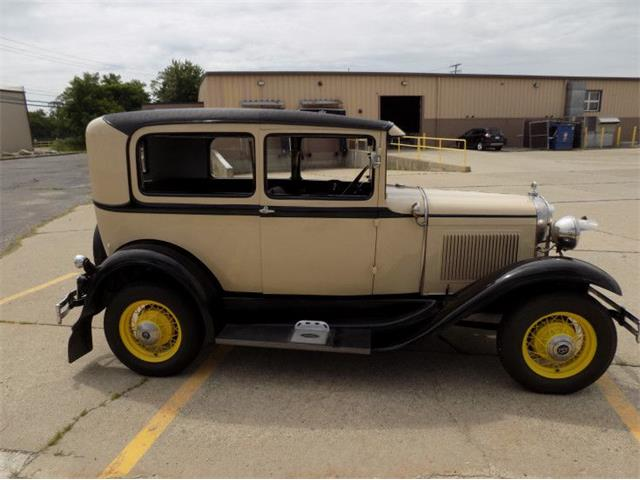 Picture of Classic 1931 Model A - PT8Y