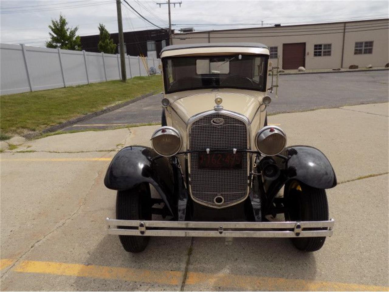Large Picture of '31 Model A - PT8Y