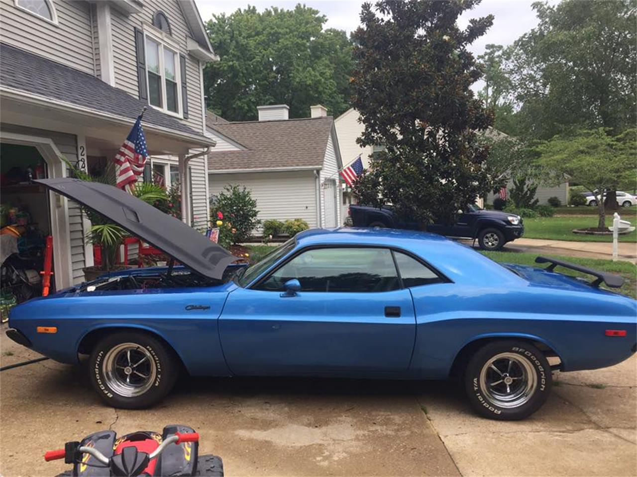 Large Picture of '72 Challenger Offered by Auto Market King LLC - PT8Z