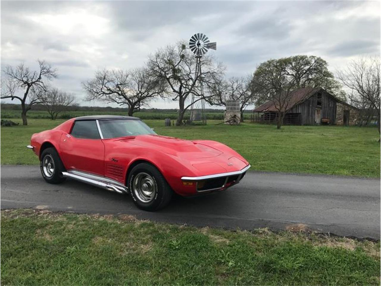 Large Picture of '72 Corvette - PTA3