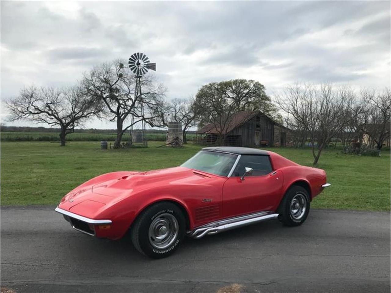 Large Picture of '72 Corvette - PTA3