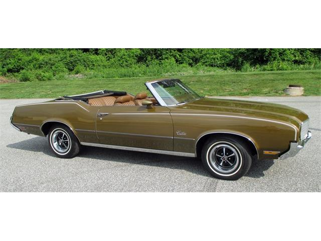 Picture of '72 Cutlass Supreme - PTAE