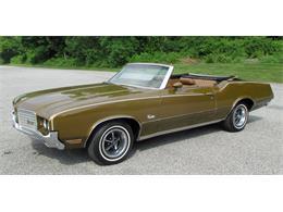 Picture of Classic '72 Oldsmobile Cutlass Supreme - PTAE
