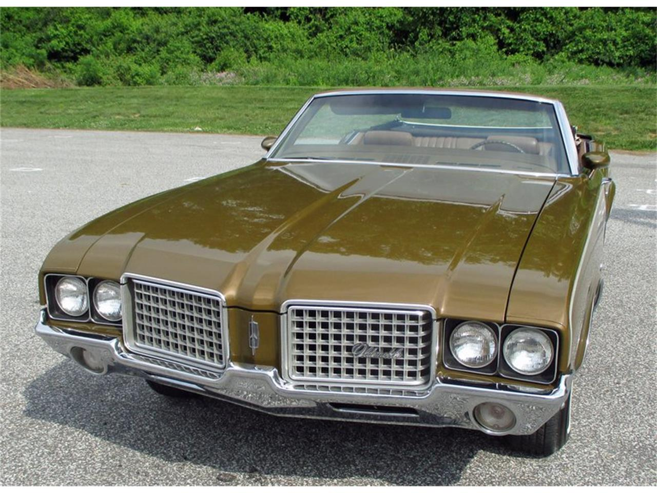 Large Picture of '72 Cutlass Supreme - PTAE