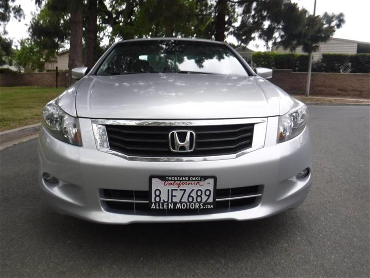 Large Picture of '08 Accord - PTAF