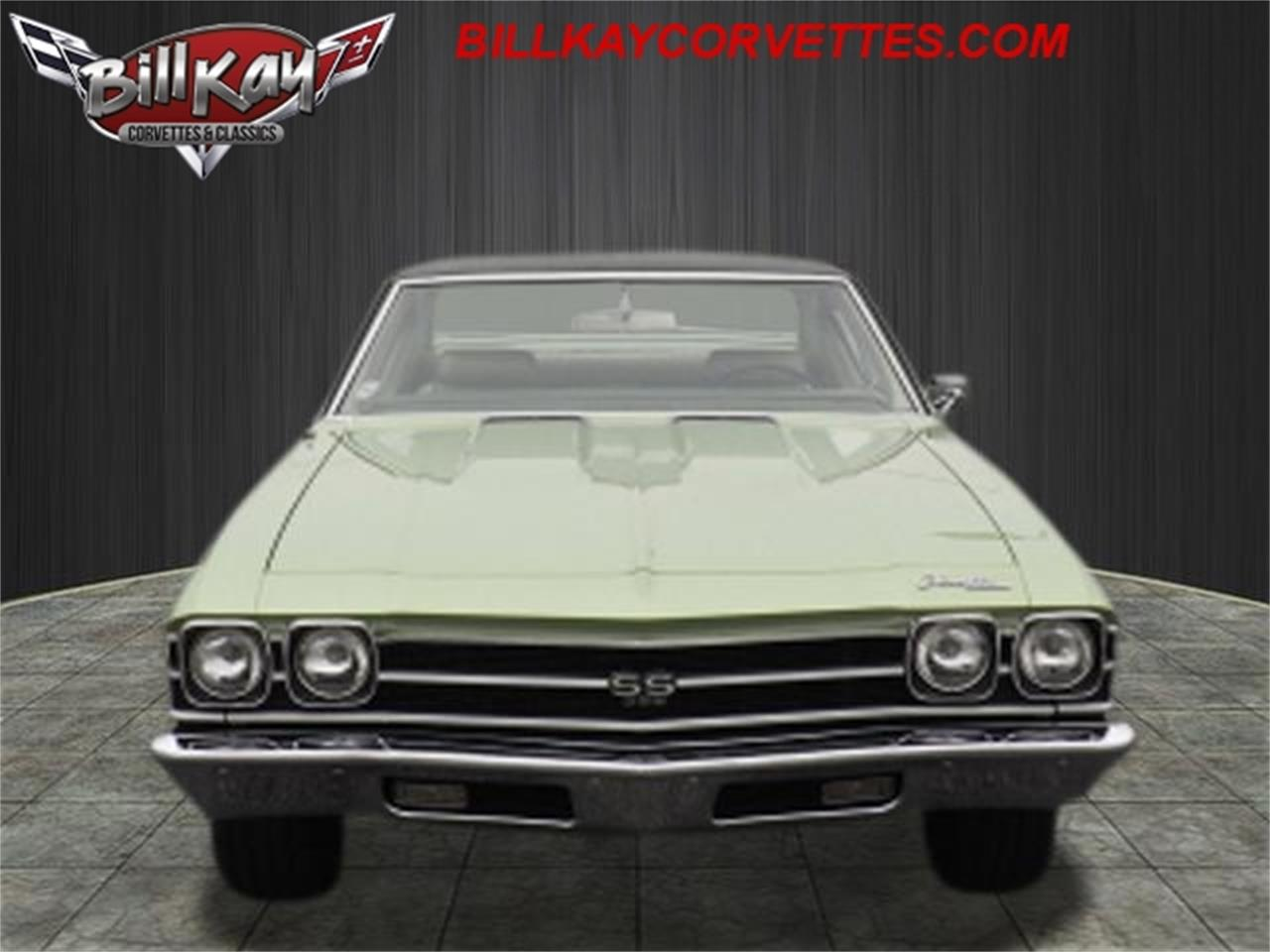 Large Picture of '69 Chevelle - PTAK