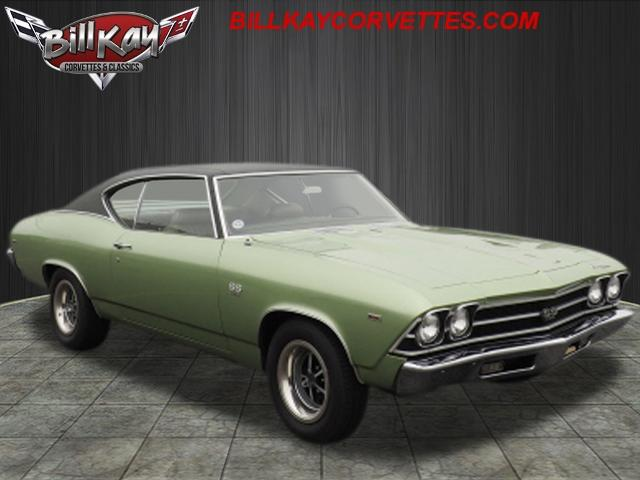 Picture of '69 Chevrolet Chevelle located in Downers Grove Illinois Offered by  - PTAK