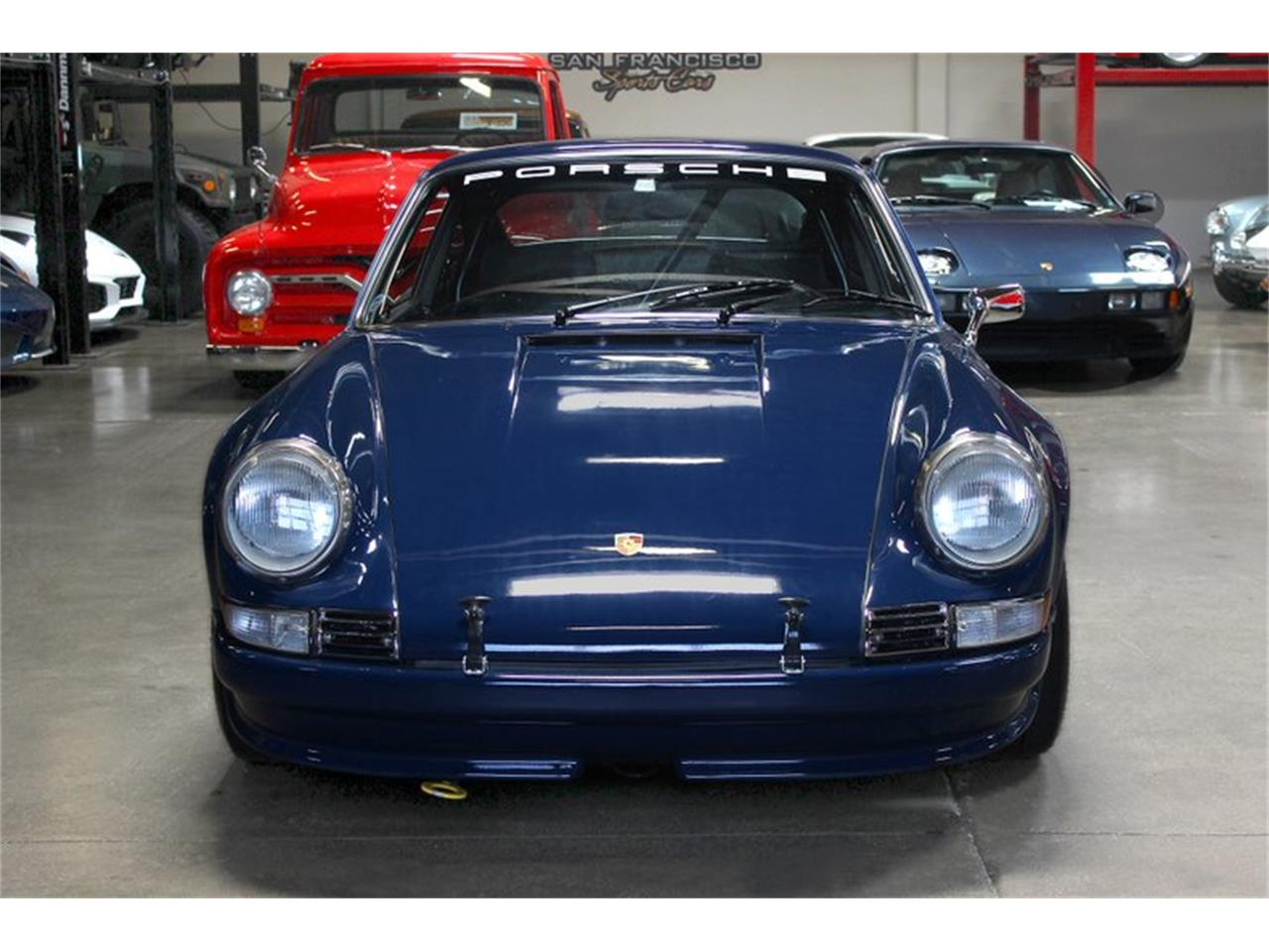 Large Picture of '72 911 - PTAN