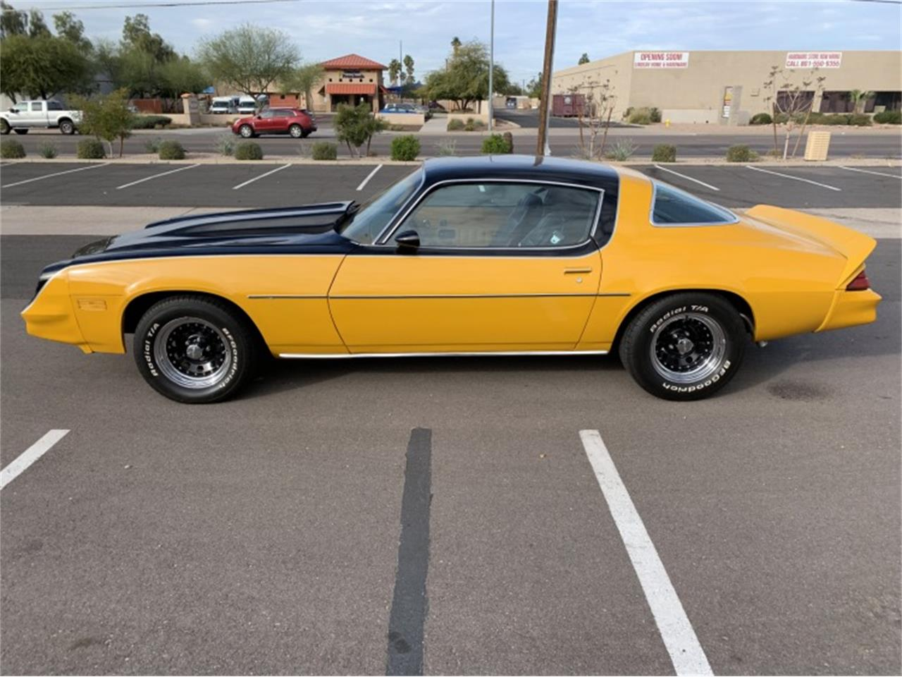 Large Picture of '79 Camaro - PTAR