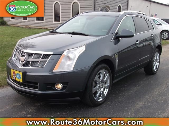 Picture of 2010 Cadillac SRX located in Dublin Ohio - PTAZ