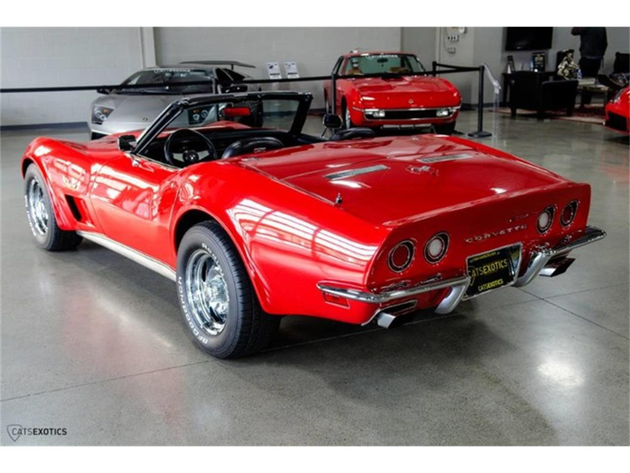 Large Picture of '73 Corvette - PTB8