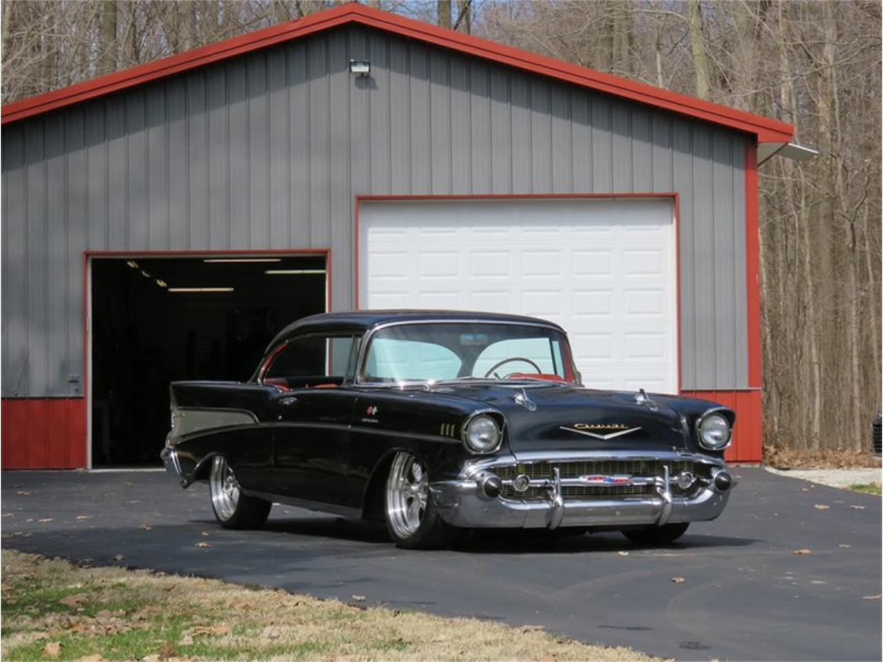 Large Picture of '57 Bel Air - PTBQ