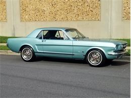 Picture of '66 Mustang - PTBU