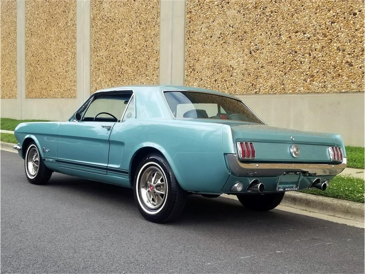 Large Picture of '66 Mustang - PTBU