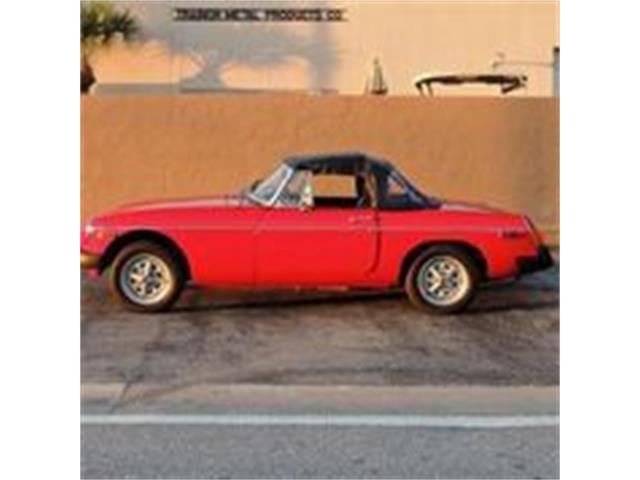 Picture of 1979 MGB located in Florida - PTBX