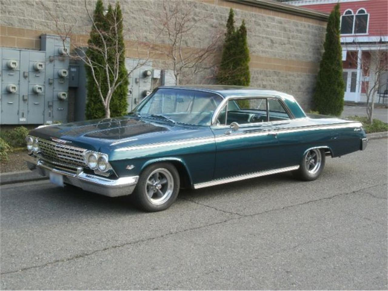 Large Picture of '62 Impala - PTCH