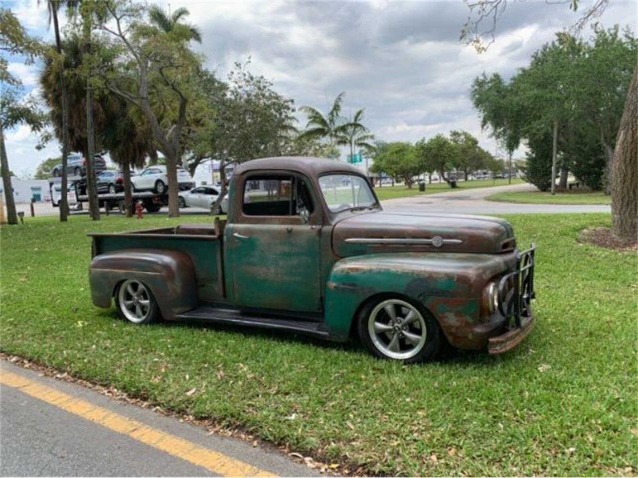 Large Picture of '51 Ford F100 - $40,995.00 Offered by Classic Car Deals - PTCJ