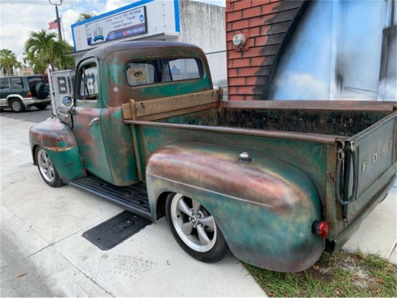 Large Picture of '51 Ford F100 located in Michigan - $40,995.00 - PTCJ