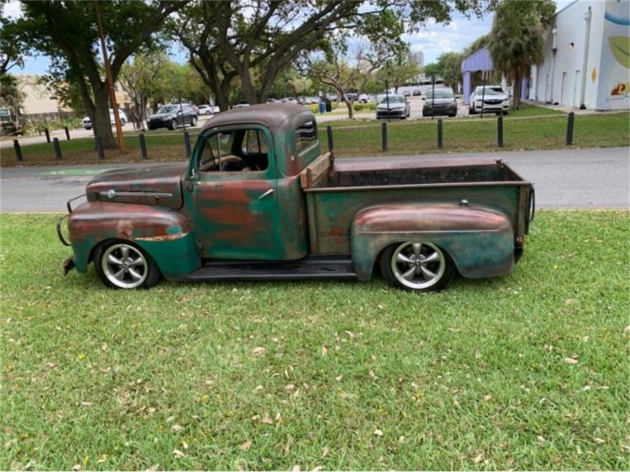 Large Picture of Classic 1951 Ford F100 - PTCJ