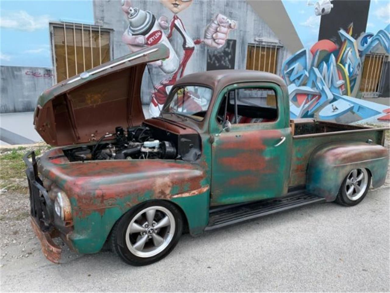 Large Picture of '51 Ford F100 Offered by Classic Car Deals - PTCJ