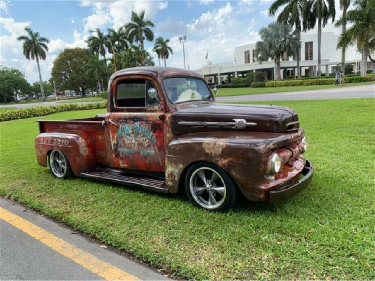 Large Picture of '52 F100 - PTCK