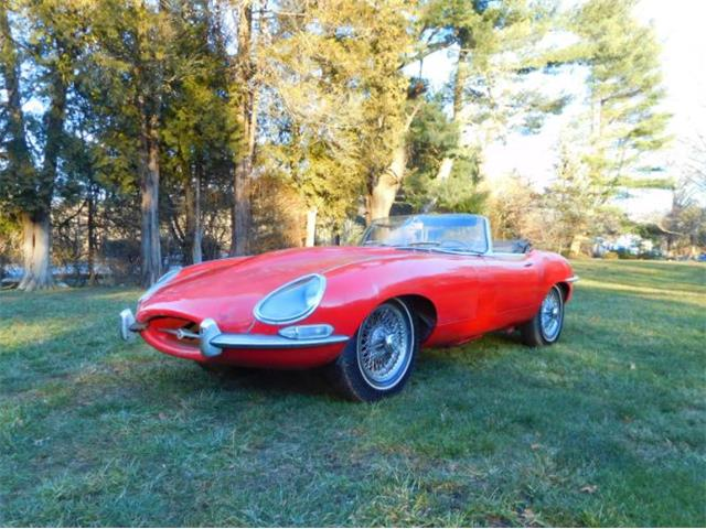 Picture of '67 E-Type - PTCM