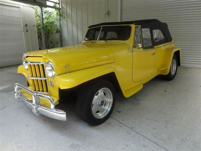 Picture of '48 Jeepster - PTCR