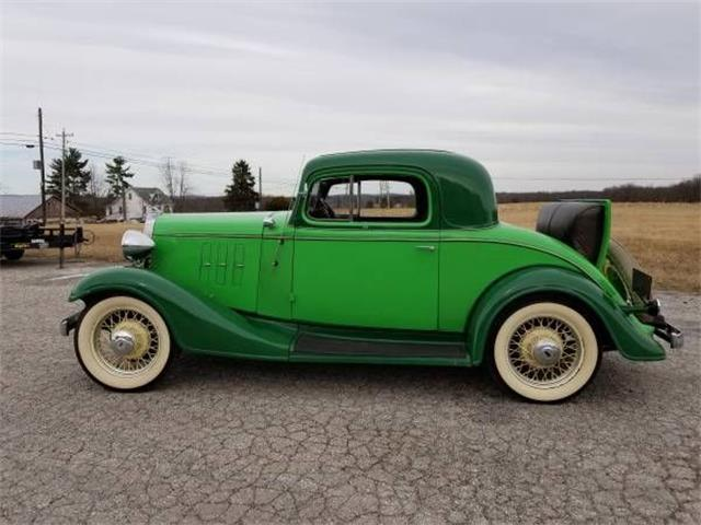 Picture of '33 Coupe - PTD9