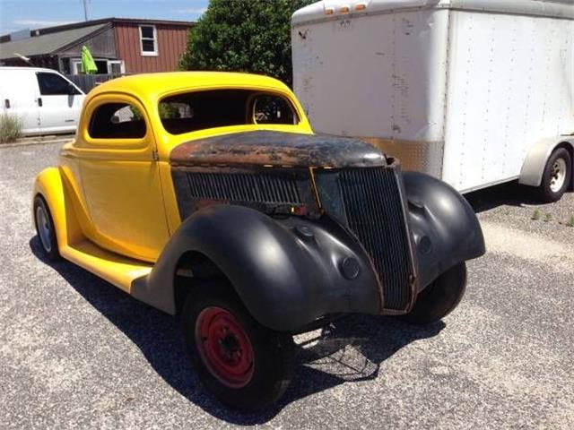 Picture of '36 Coupe - PTDC