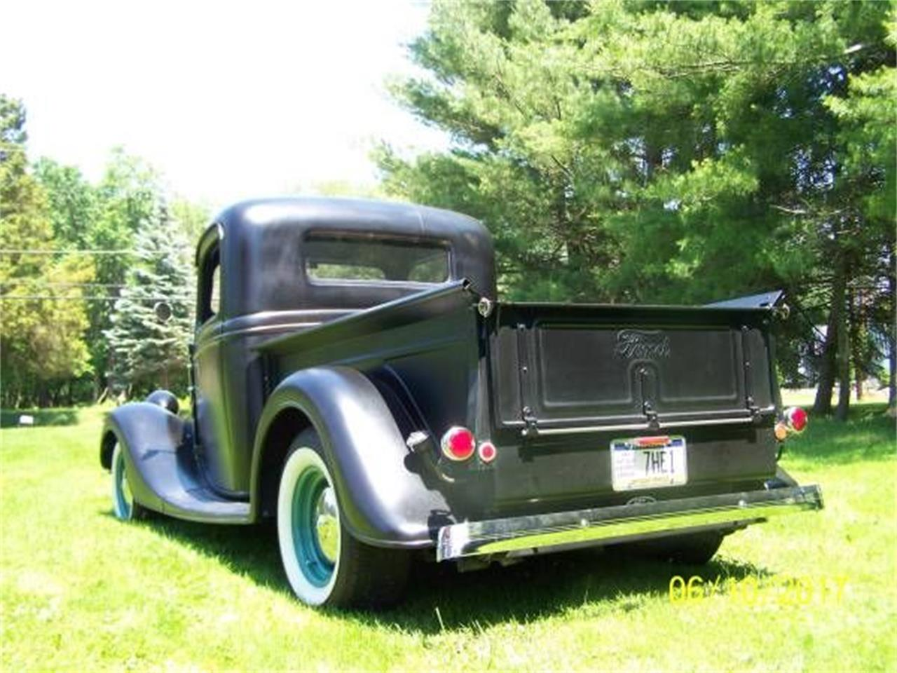Large Picture of '37 Pickup - PTDD