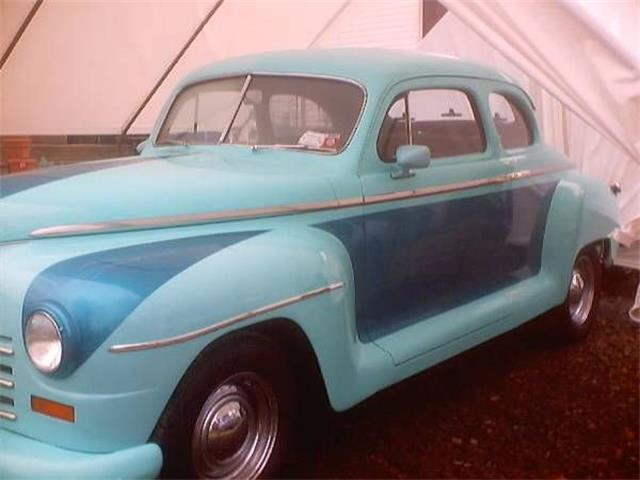 Picture of 1948 Plymouth Coupe located in Cadillac Michigan Offered by  - PTDO