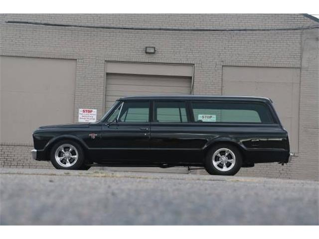 Picture of '67 Suburban - PTE7