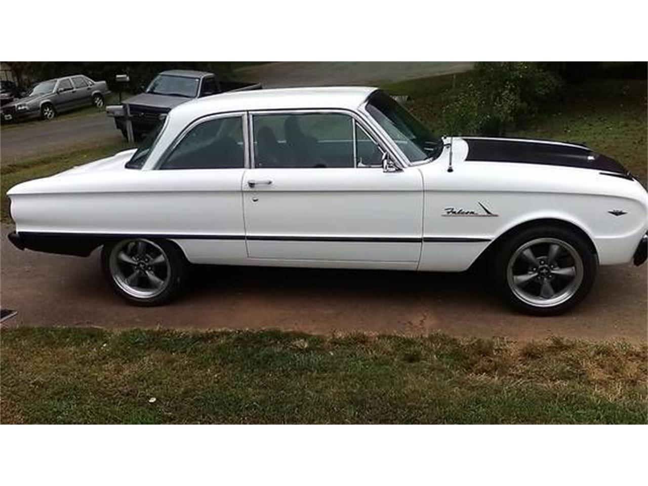 Large Picture of '62 Falcon - PTED