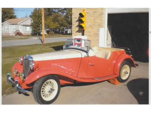 Picture of 1952 MG TD - $22,995.00 - PTEE