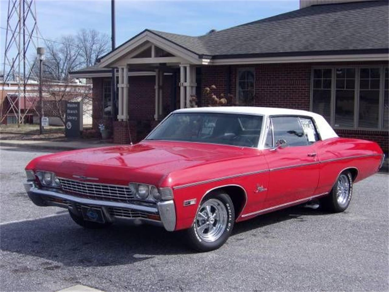 Large Picture of '68 Impala - PTEK