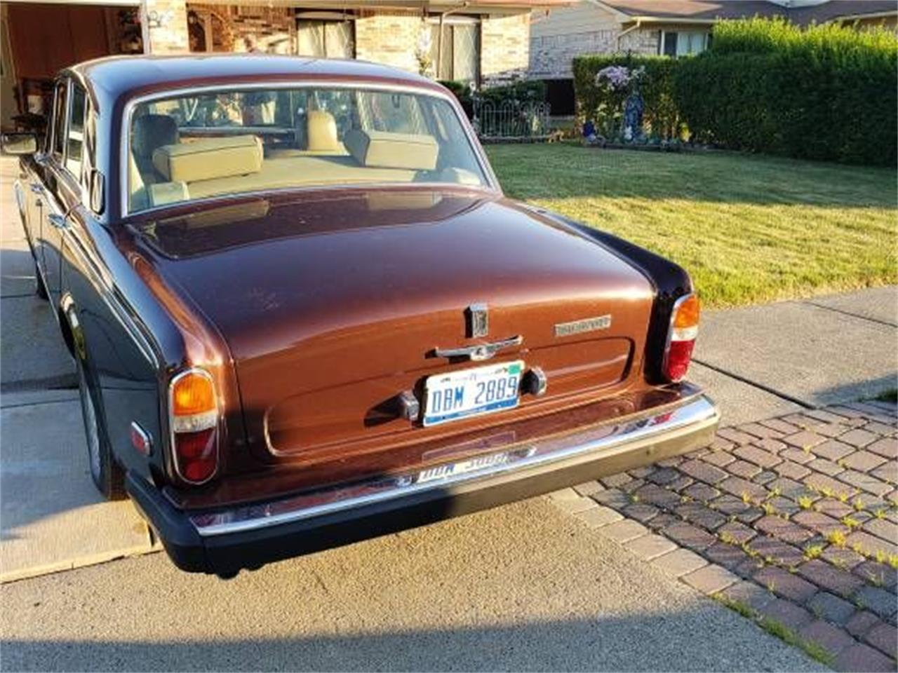 Large Picture of '77 Silver Shadow II - PTEQ