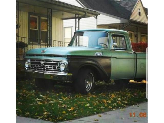 Picture of '64 F100 - PTES