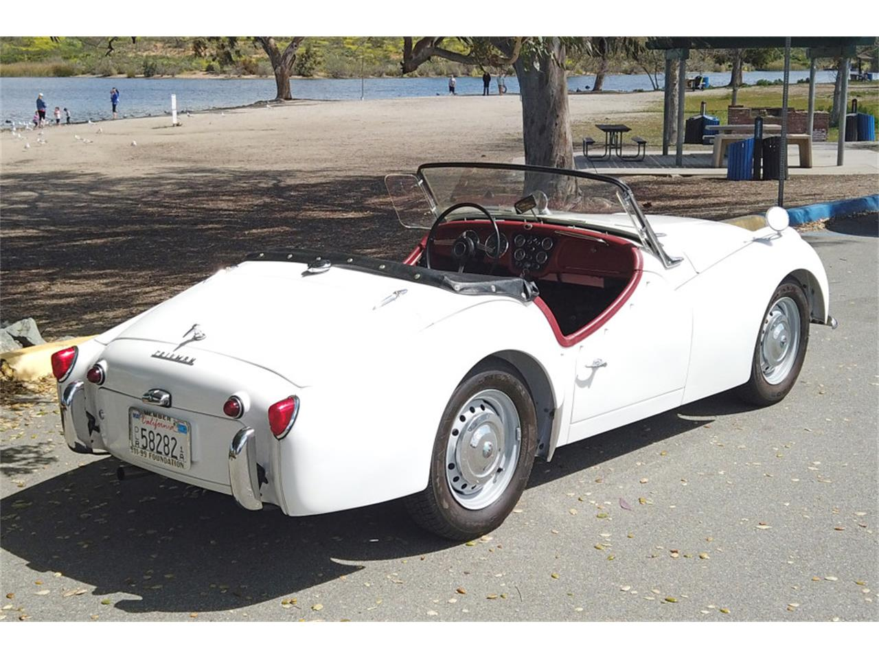 Large Picture of '60 TR3A - PTFG