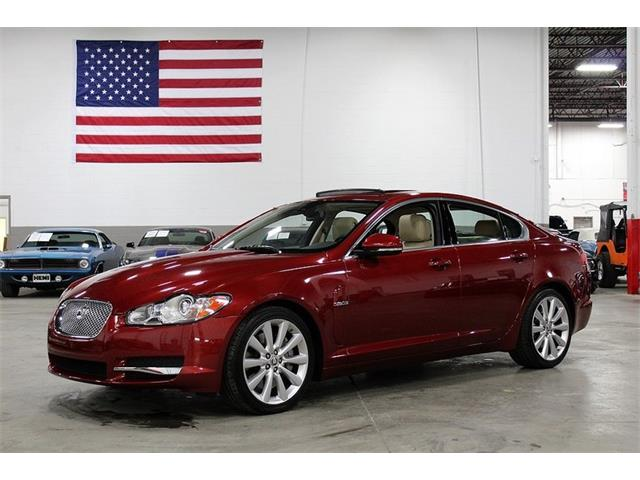 Picture of 2010 Jaguar XF located in Michigan Offered by  - PQ9Z