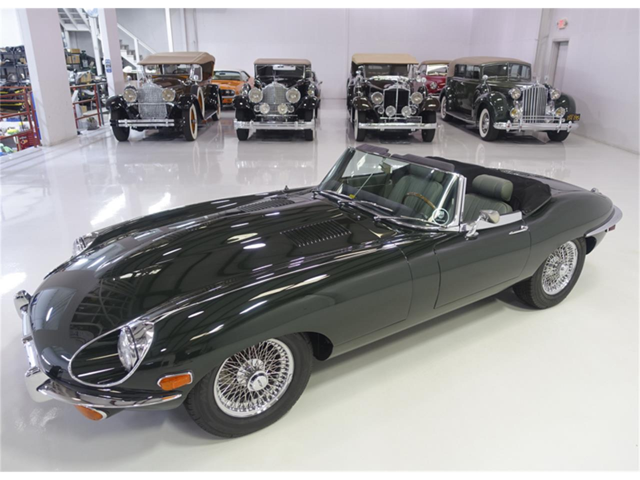 Large Picture of '69 E-Type - PTHQ