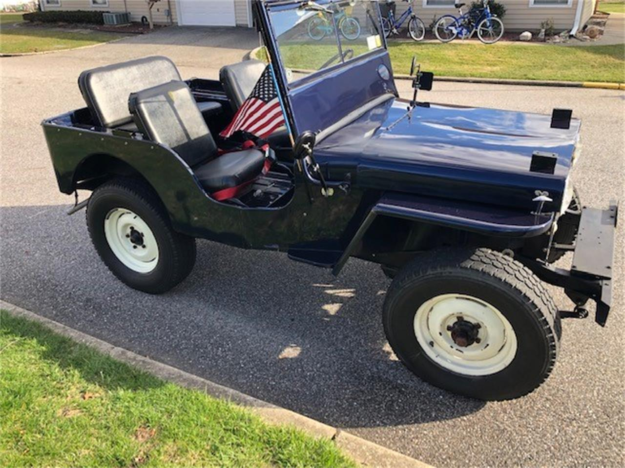 Large Picture of '48 Willys - PTHW