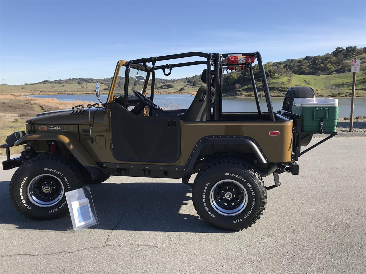Large Picture of '73 Land Cruiser FJ40 - PTI1