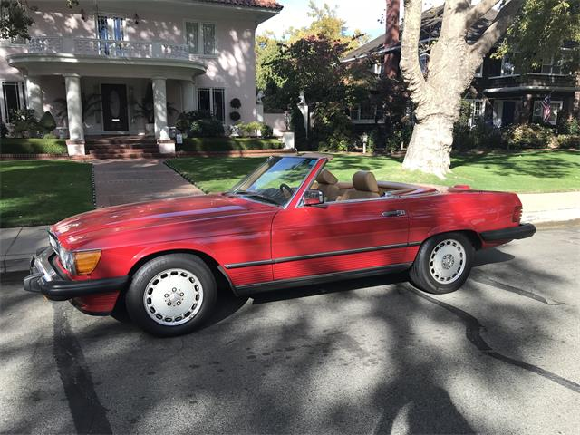 Picture of '88 Mercedes-Benz 560SL located in California - $15,500.00 Offered by a Private Seller - PTI4