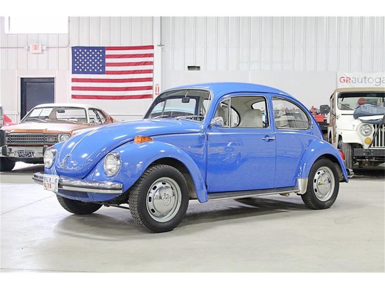 Large Picture of '72 Super Beetle located in Michigan Offered by GR Auto Gallery - PTI6