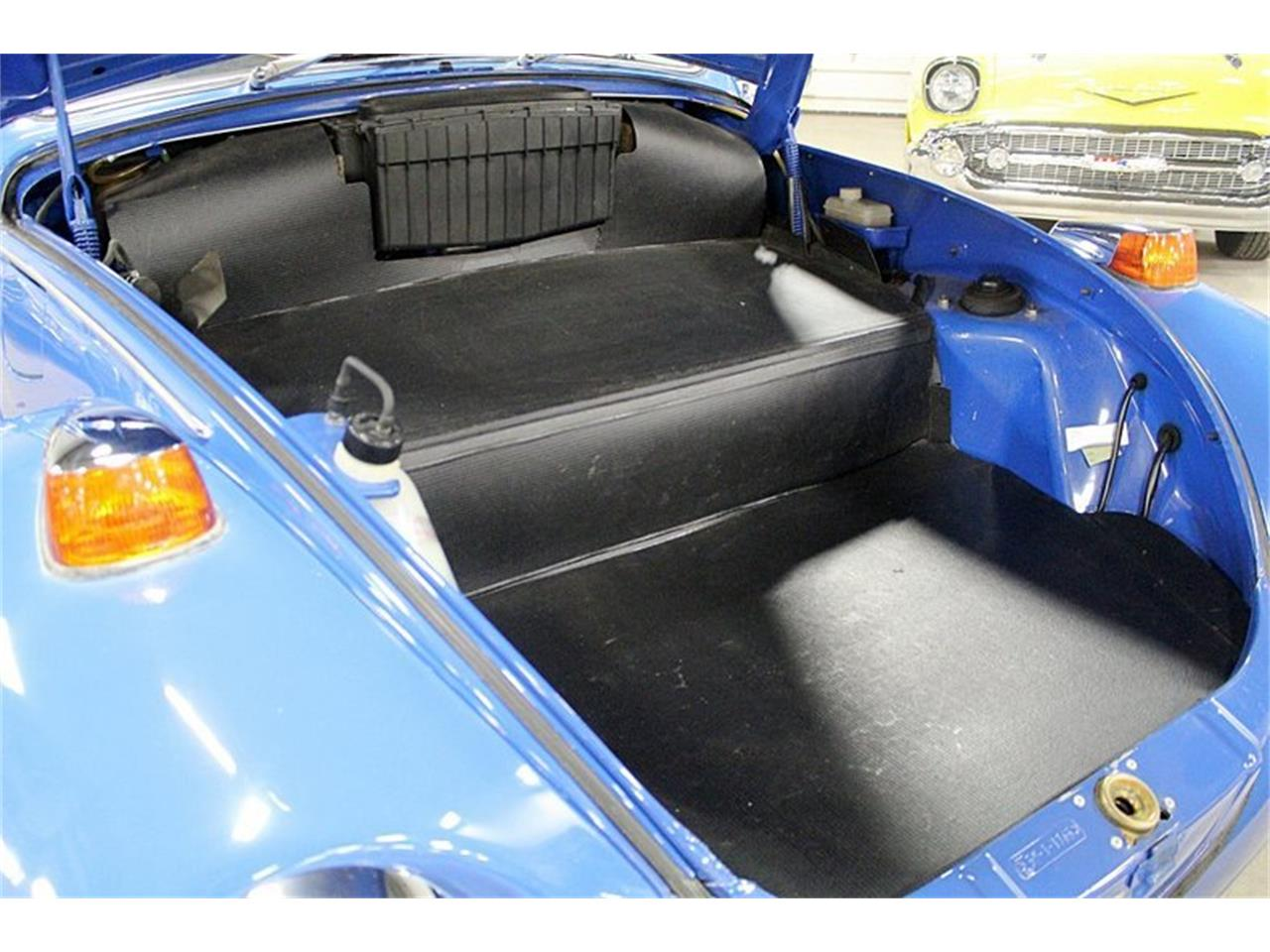 Large Picture of Classic '72 Volkswagen Super Beetle located in Michigan - PTI6