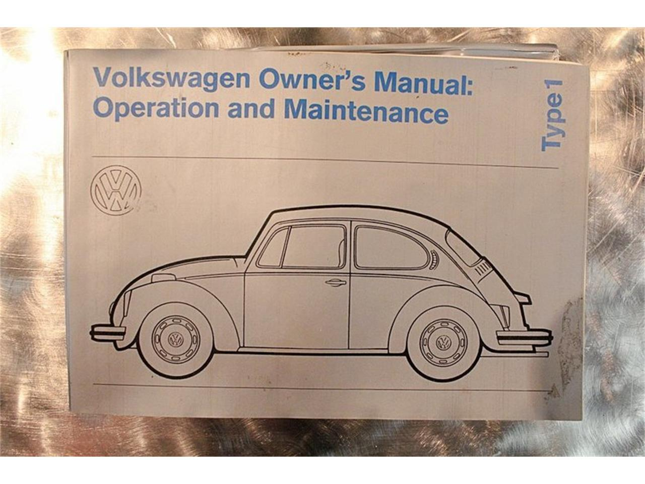 Large Picture of Classic '72 Super Beetle located in Kentwood Michigan Offered by GR Auto Gallery - PTI6