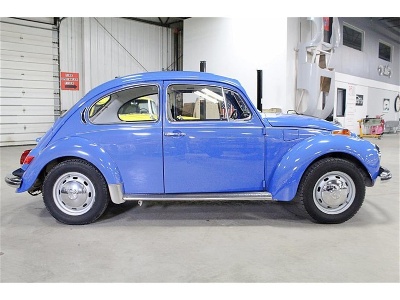 Large Picture of Classic 1972 Volkswagen Super Beetle located in Michigan - $14,900.00 Offered by GR Auto Gallery - PTI6