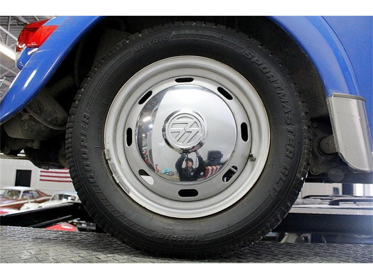 Large Picture of 1972 Super Beetle located in Kentwood Michigan - PTI6