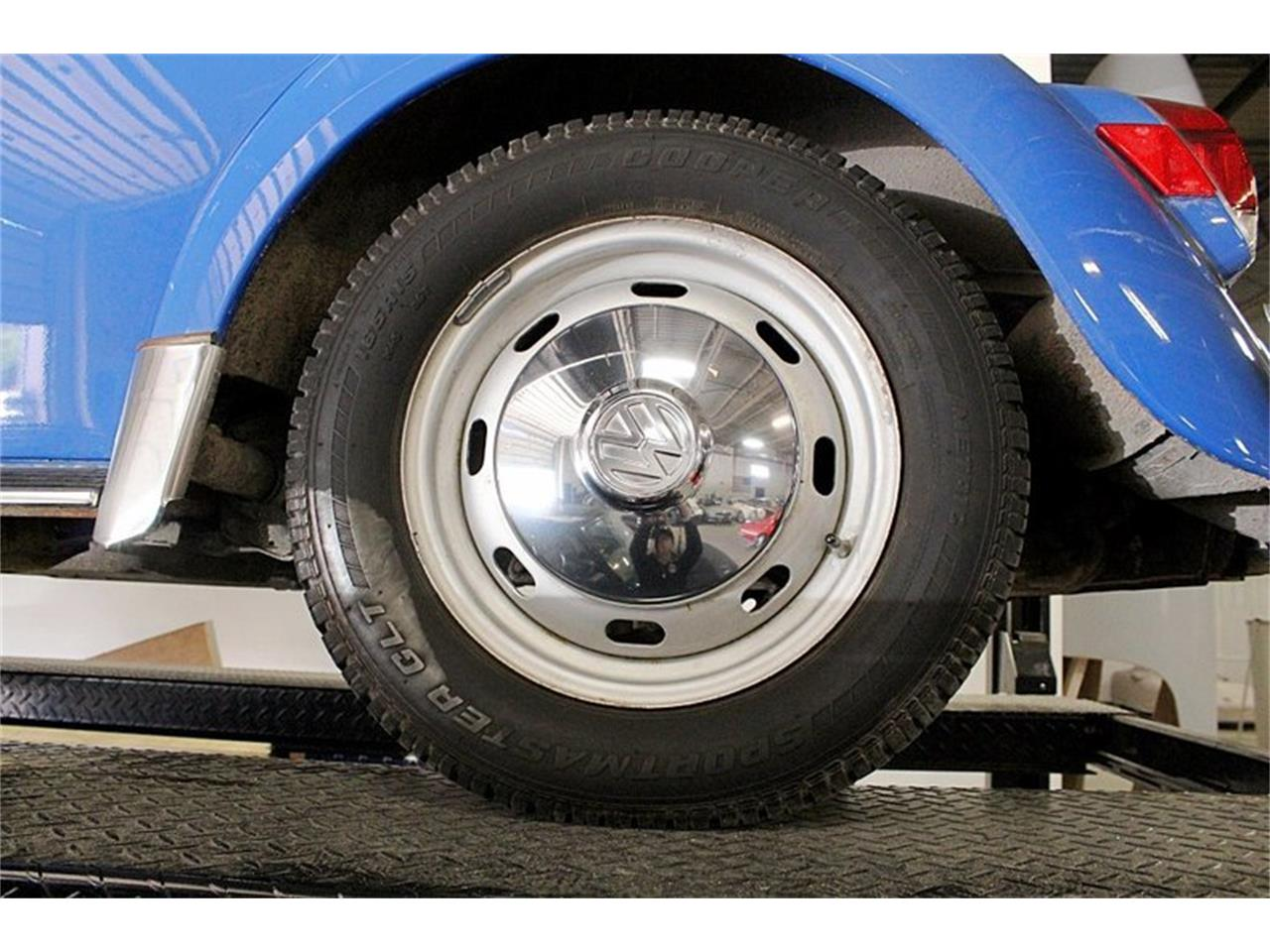 Large Picture of Classic '72 Volkswagen Super Beetle - $14,900.00 - PTI6